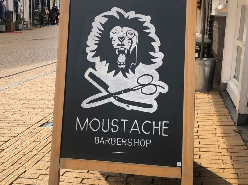 Moustache Barbershop