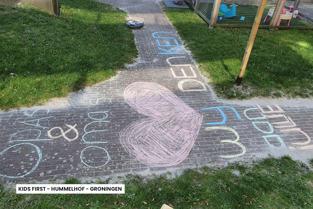 Groningen - KidsFirst Hummelhof