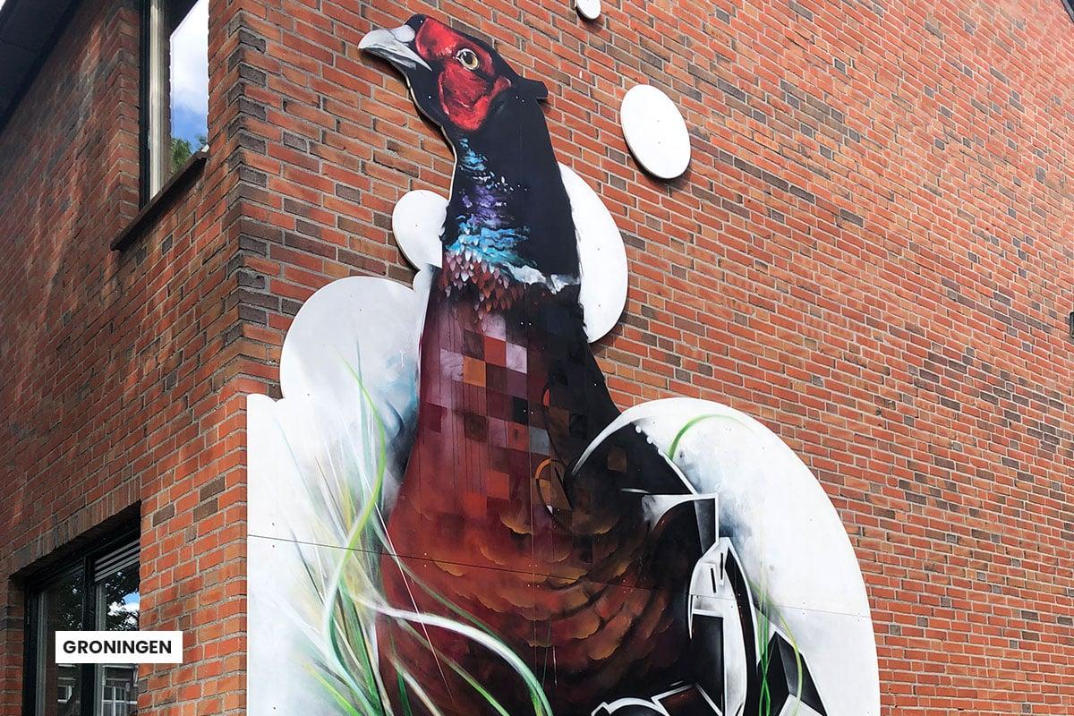 Groningen Streetart